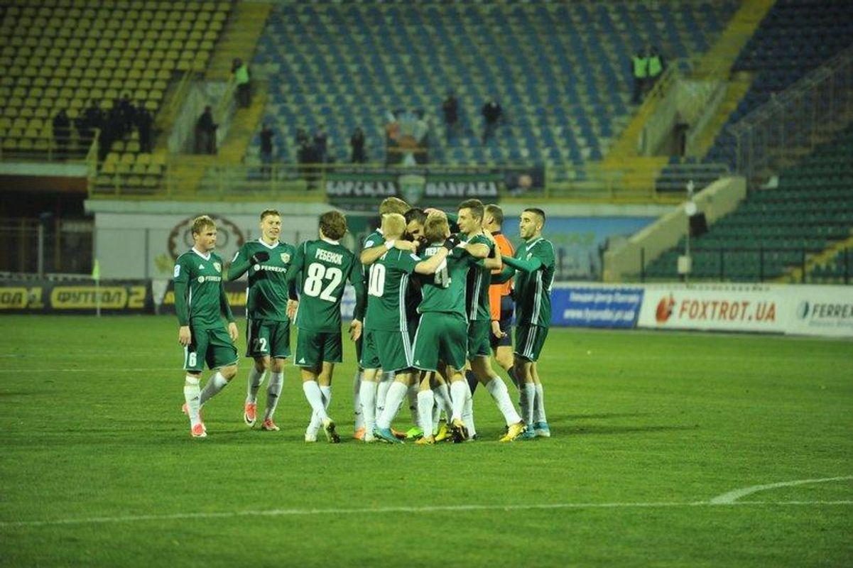 Гравці полтавського клубу передумали бойкотувати матч проти Динамо