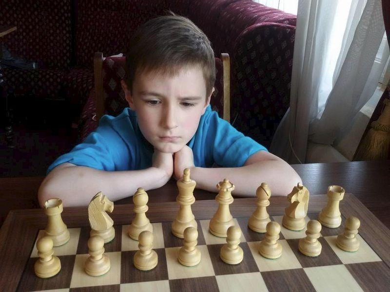 Восьмирічний вундеркінд з України здобув два золота на чемпіонаті світу