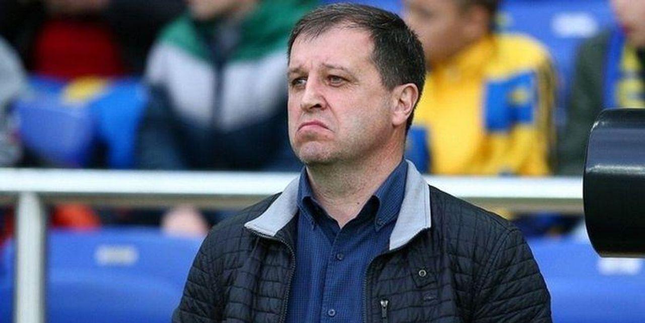 Юрій Вернидуб поскандалив з трьома своїми гравцями