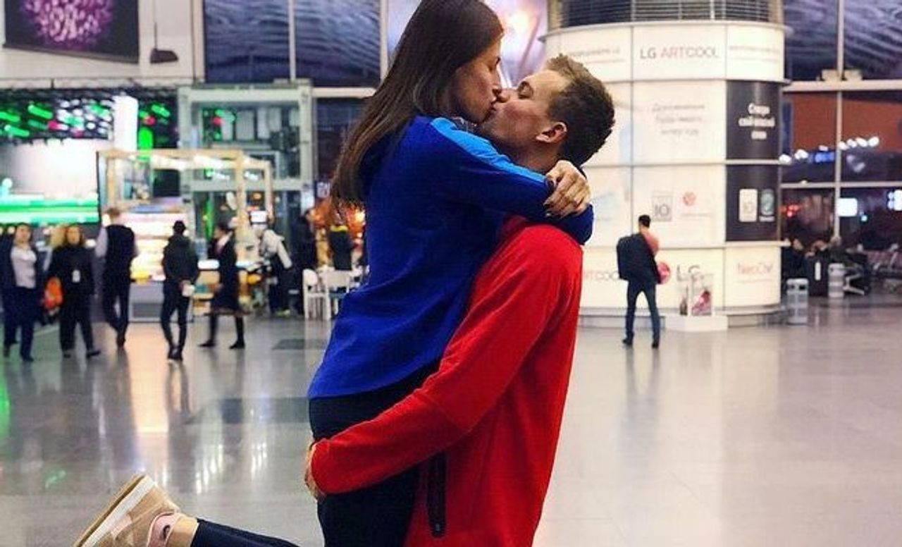Плавець Михайло Романчук та легкоатлетка Марина Бех готуються до весілля (фото)