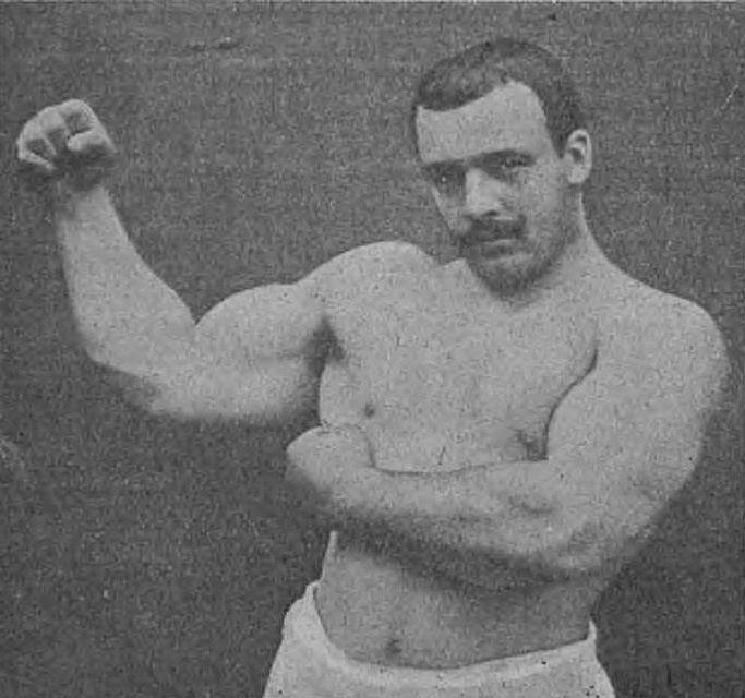 Силач Збишко: 110 років тому чемпіон світу здолав усіх суперників на арені цирку