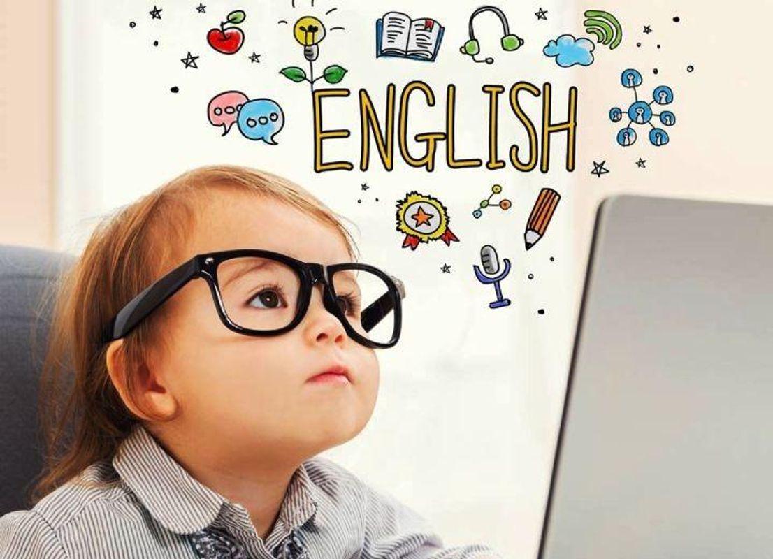 Англійська з пелюшок: назвали найкращий вік для вивчення іноземної мови
