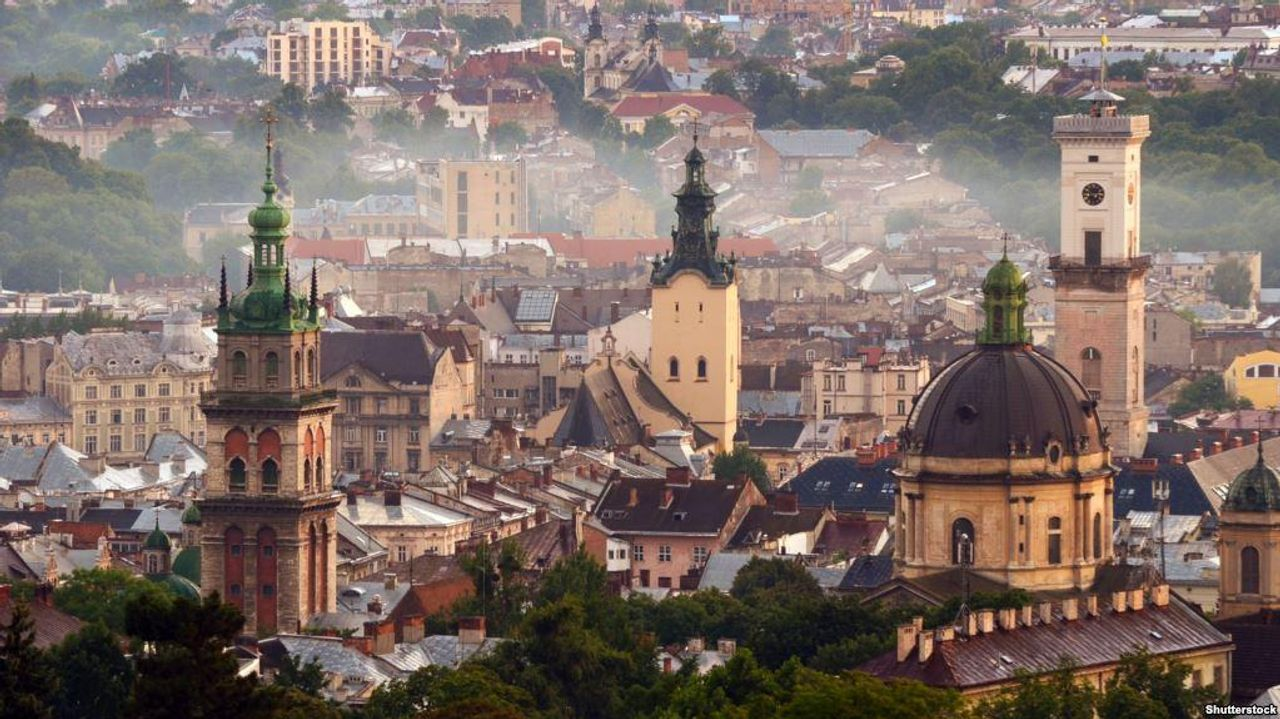 Львів увійшов до топ-100 туристичних міст Європи