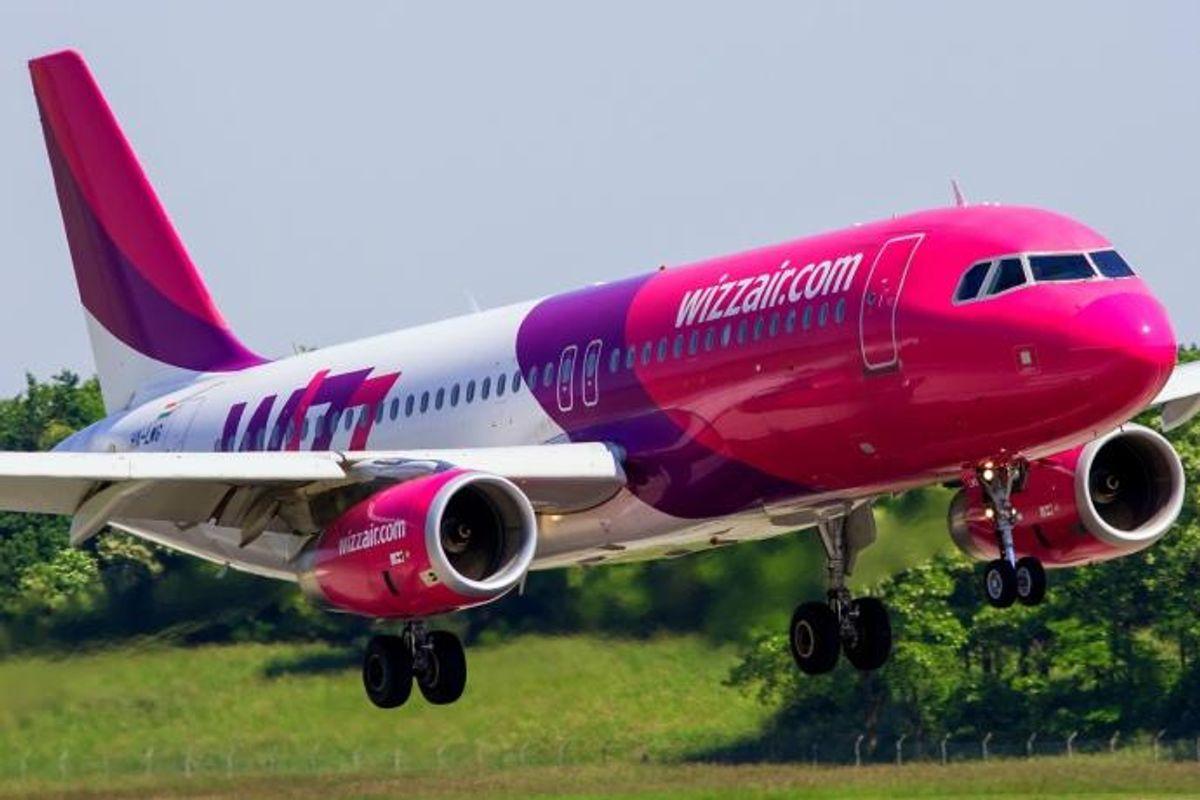Wizz Air відкриває ще п'ять нових маршрутів з України