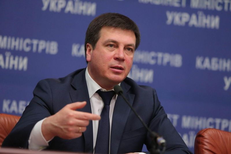 Віце-прем'єр Геннадій Зубко отримав майже мільйон гривень гонорарів