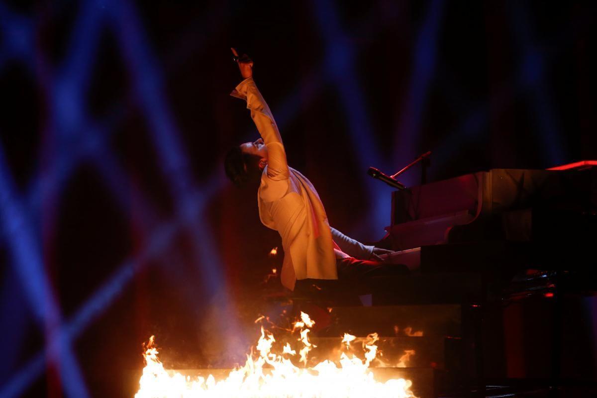 Українець відкриватиме гранд-фінал Євробачення-2018