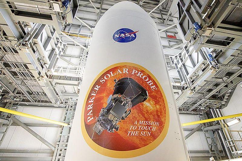 NASA відправляє перший космічний апарат до Сонця (трансляція)