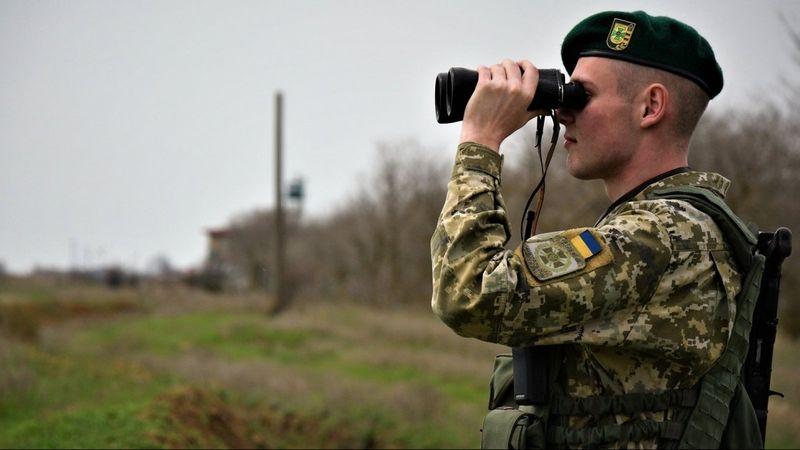 Росіянин нелегально перейшов кордон і попросив притулку в Україні (відео)