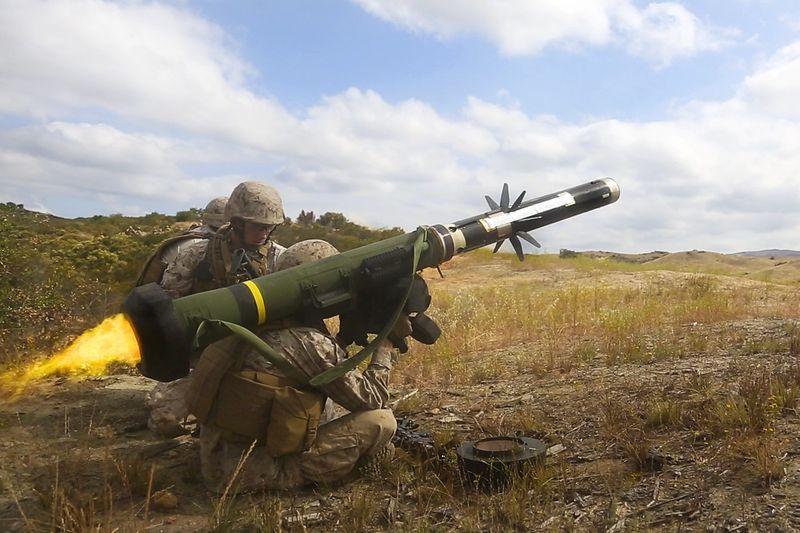 Укроборонпром показав ефектне відео випробувань українського аналога Javelin
