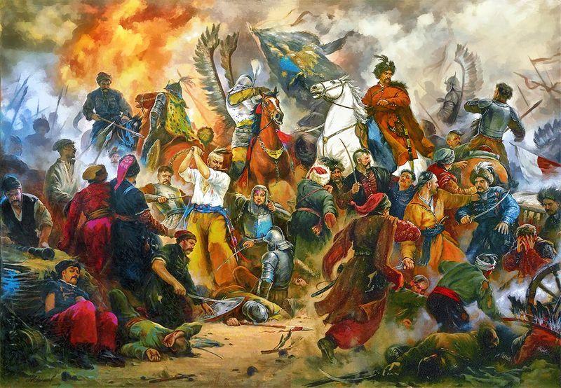 Сьогодні в історії: битва під Берестечком, чорна королева та незвичне досягнення
