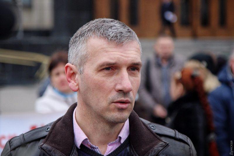 Напад на активіста Михайлика: затримано трьох підозрюваних