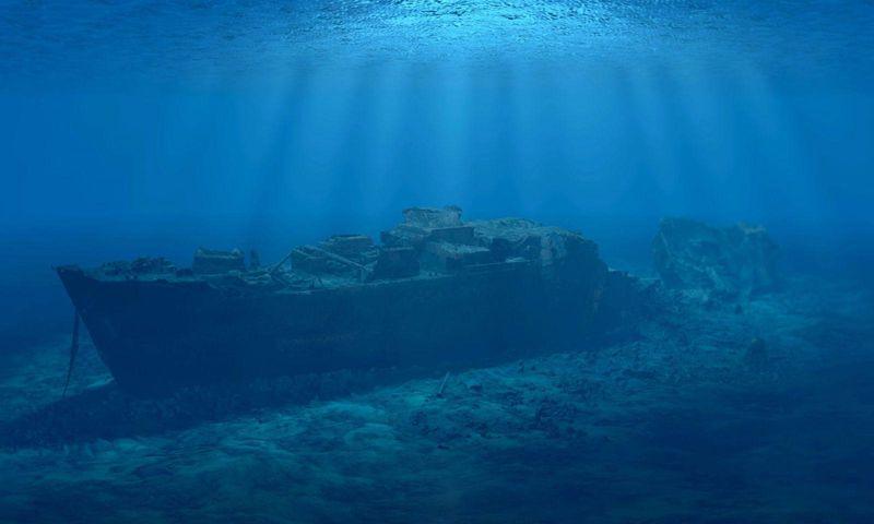 Відкриття десятиліття. Біля Португалії виявили судно, затонуле 400 років тому