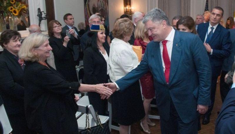 Порошенко сподівається на підтримку США у визнанні Голодомору геноцидом