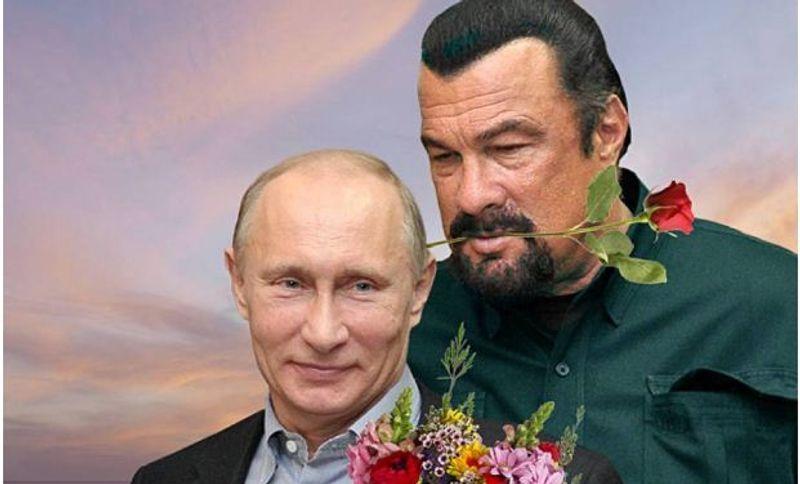 Голлівудський актор, якого підозрюють у домаганнях, заявив про намір стати губернатором у Росії