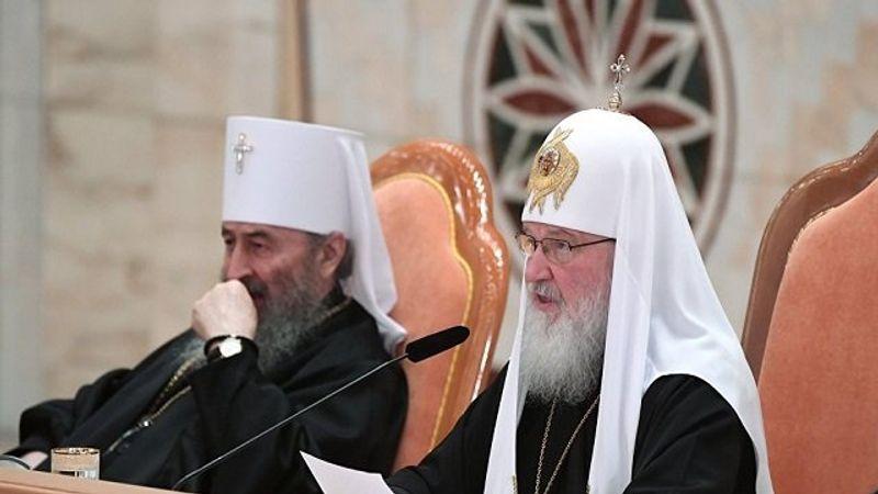 Глава УПЦ МП вже потрапив до Чистилища