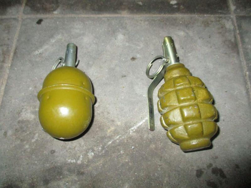 У виправній колонії на Харківщині виявили гранату