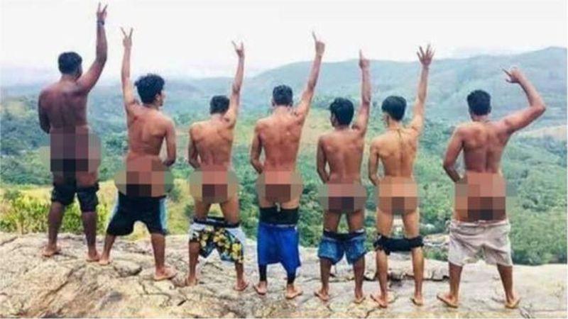 У Шрі-Ланці заарештували туристів за фото зі спущеними штанами
