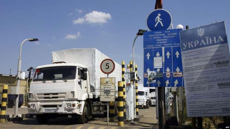 Україна запровадила спецсанкції проти російських транспортних компаній