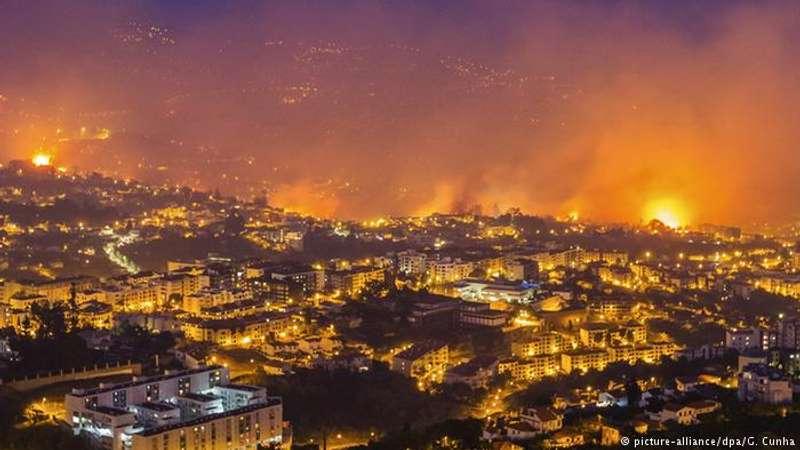 У Португалії судитимуть чиновників через смертоносні пожежі