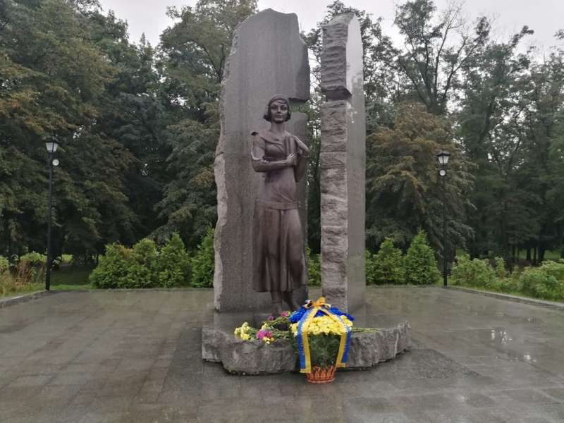 Сьогодні – День пам'яті жертв Бабиного Яру