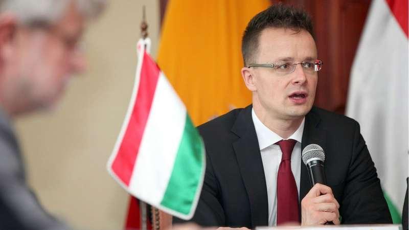 Угорщина відреагувала на внесення в базу Миротворця глави МЗС