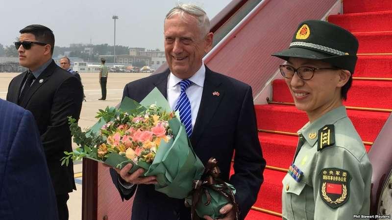 Китай скасував перемовини із США