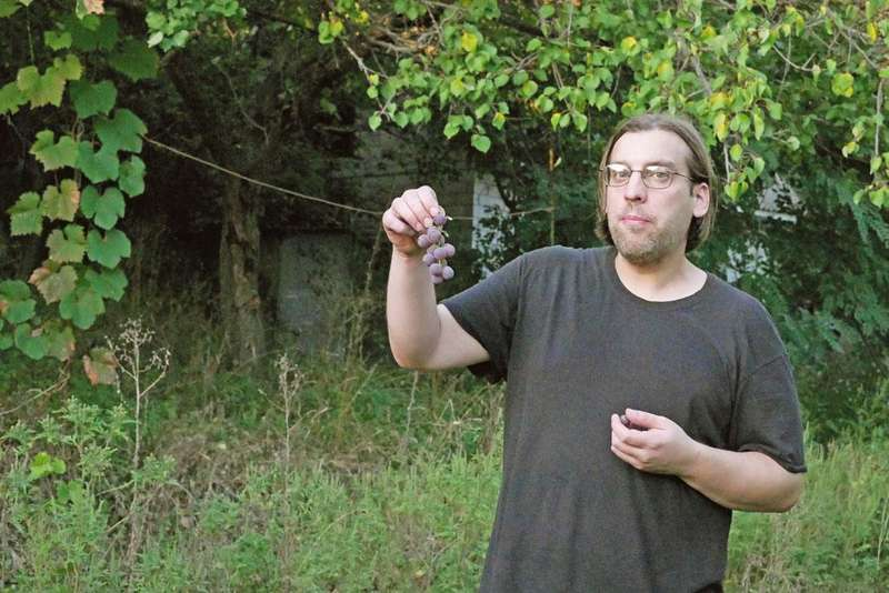 Американець Майкл в українському селі