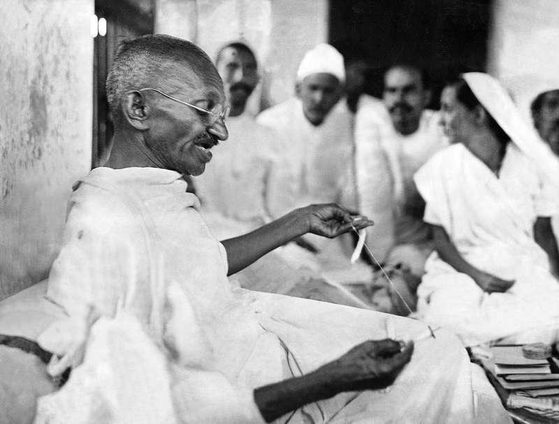 Він сказав: Бог є любов: 149 років тому народився Магатма Ґанді