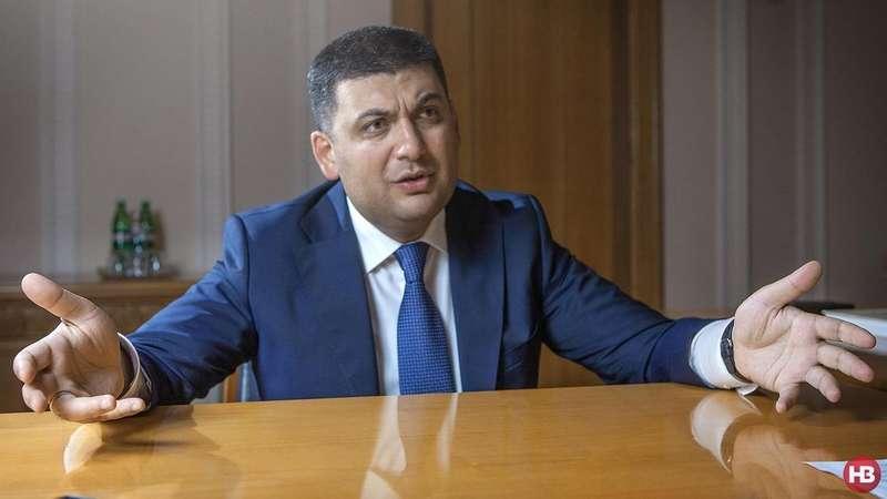Прем'єр пообіцяв українцям системне підвищення пенсій з березня
