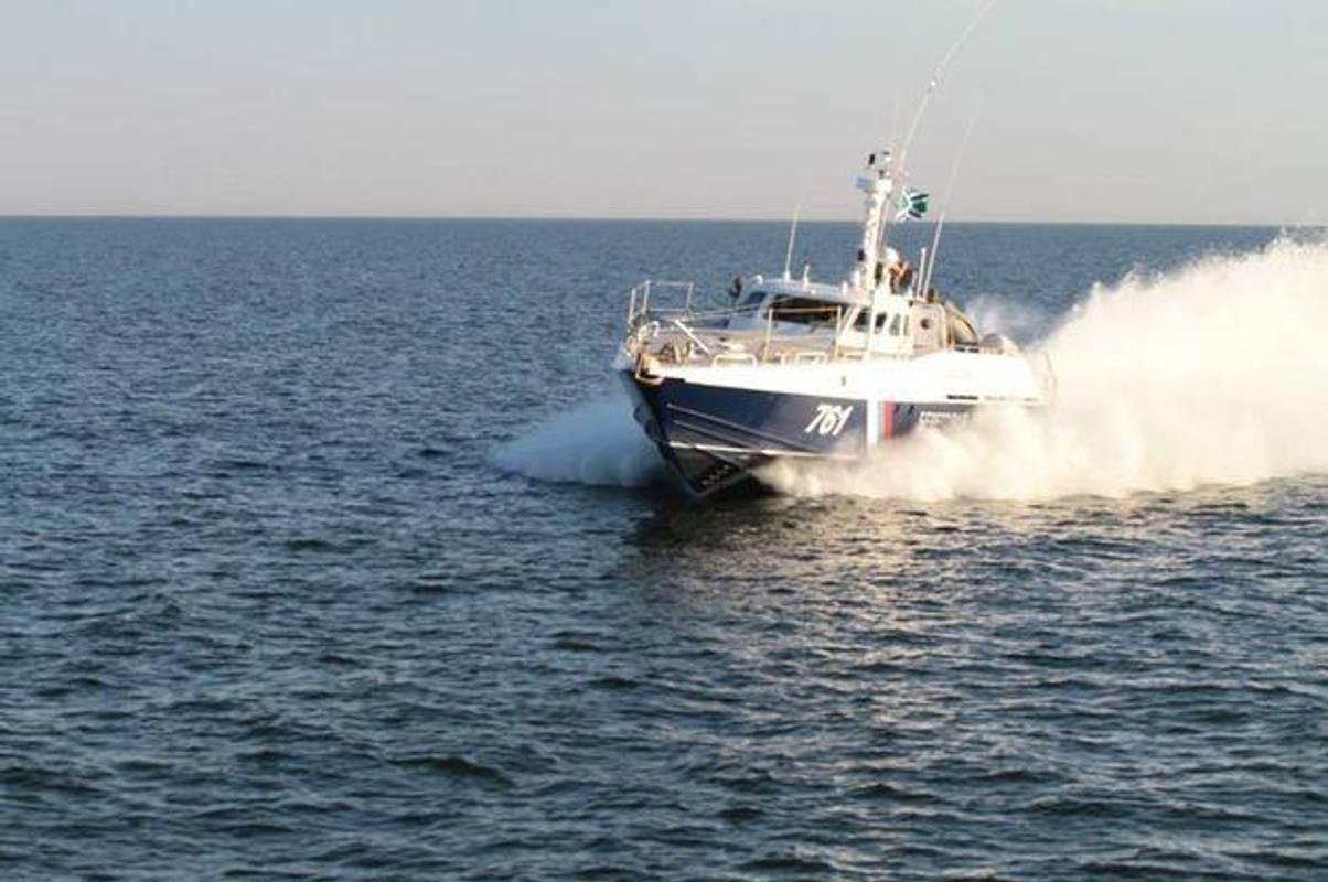 В Азовському морі ледь не дійшло до бойового зіткнення з росіянами