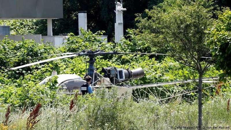 У Франції упіймали рецидивіста, який втік з в'язниці на вертольоті