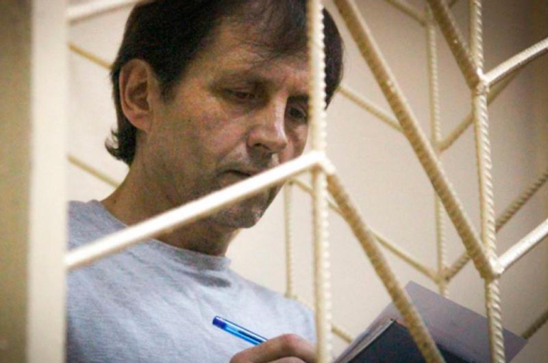 В окупованому Криму розпочався розгляд апеляційної скарги політв'язня Балуха