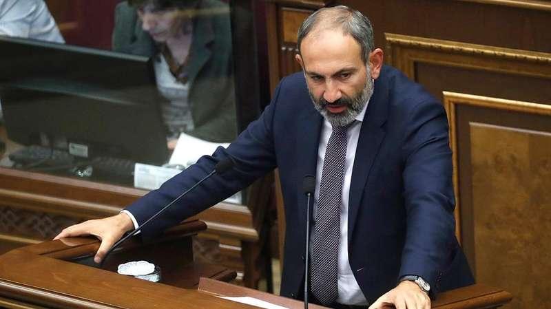 Прем'єр Вірменії оголосив про відставку