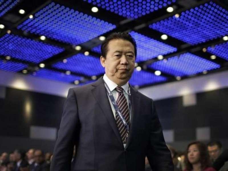 Керівника Інтерполу в Китаї підозрюють в корупції, – ЗМІ