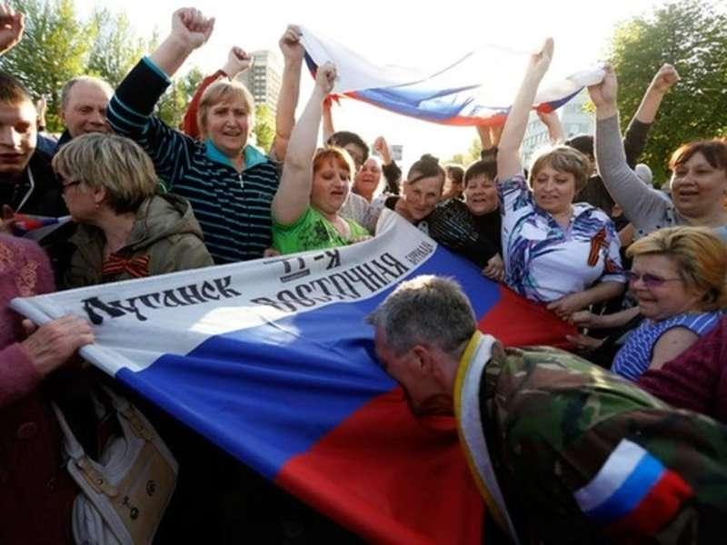 У суботу на окупованій Луганщині вимкнули світло, воду та зв'язок