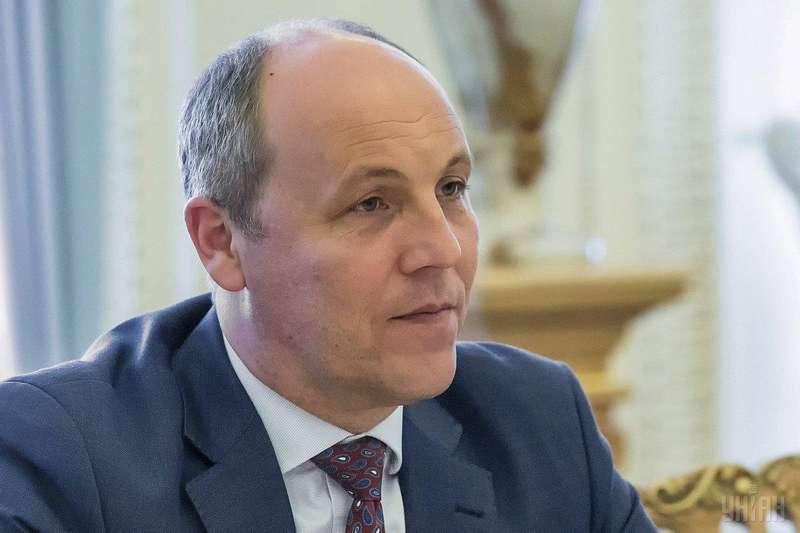 Парубій розповів у Грузії, що частина Московського патріархату хоче, аби Україна отримала Томос