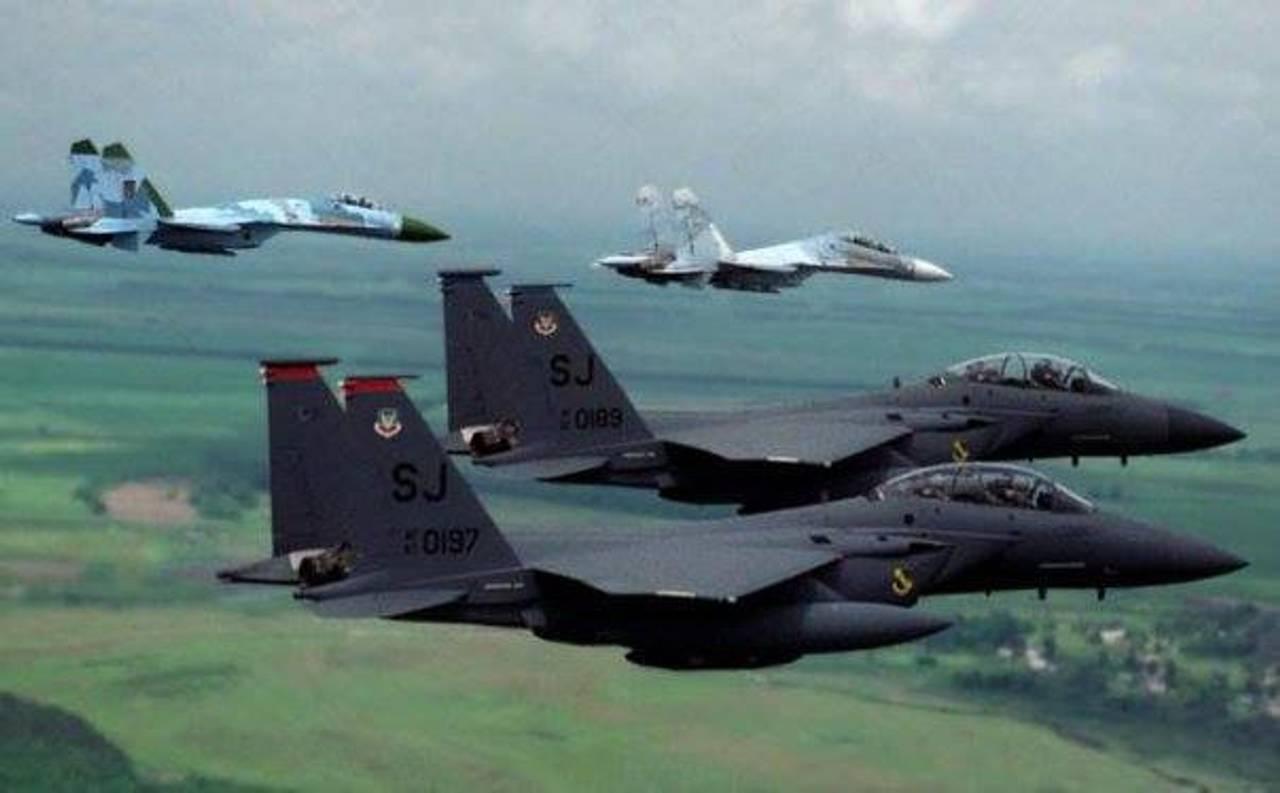 В Україну прибудуть американські винищувачі F-15