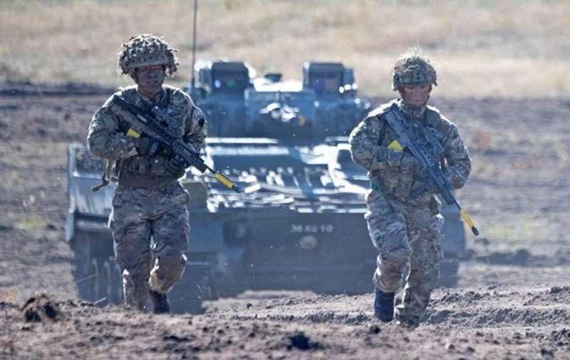 Навчання НАТО у Литві: загинув німецький військовий