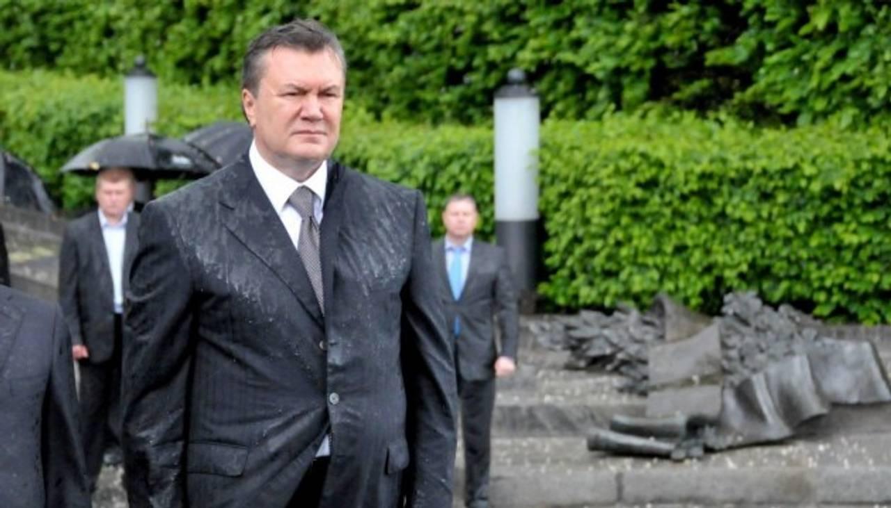 Обвинувальний акт у справі про держзраду містить лише чотири речення про Януковича