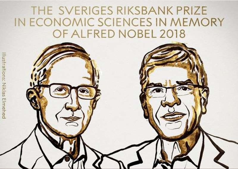 Дослідники макроекономіки та кліматичних змін заслужили останню цього року Нобелівську премію