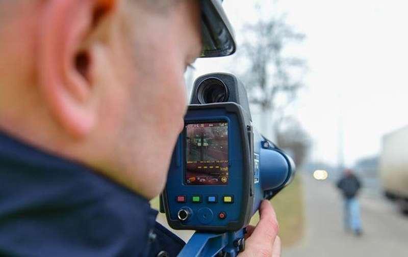Опубліковано перелік швидкісних автотрас, на яких встановлені радари