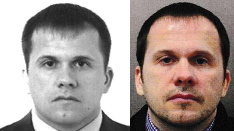 Отруєння Скрипалів: другий підозрюваний теж отримав звання героя Росії за операцію в Україні
