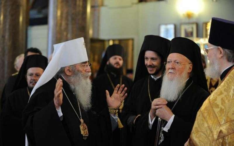 У Стамбулі розпочався Синод, на якому можуть вирішити питання томосу