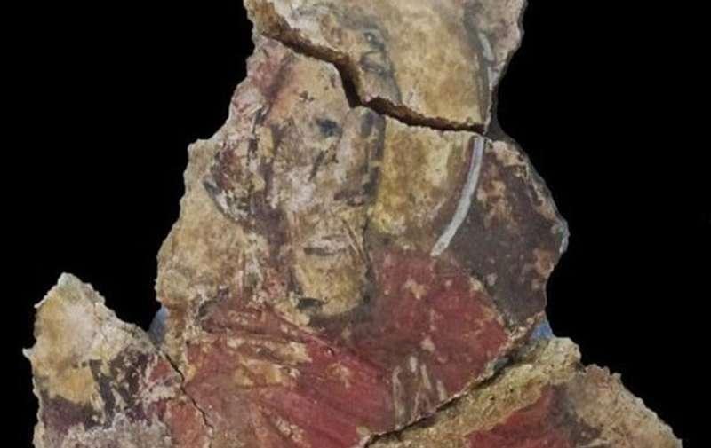 Археологи знайшли унікальну фреску із зображенням Христа