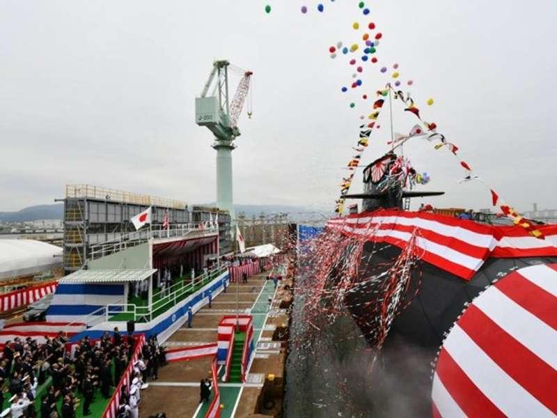 Японці готуються взяти на озброєння субмарини нового типу