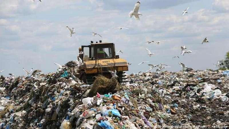 Україна сподівається на допомогу ЄС у переробці сміття та захисті довкілля