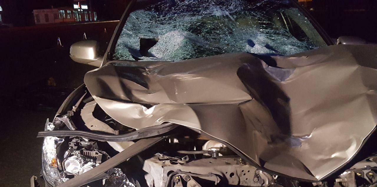 Нічна ДТП у Києві: водій Honda на смерть збив двох людей