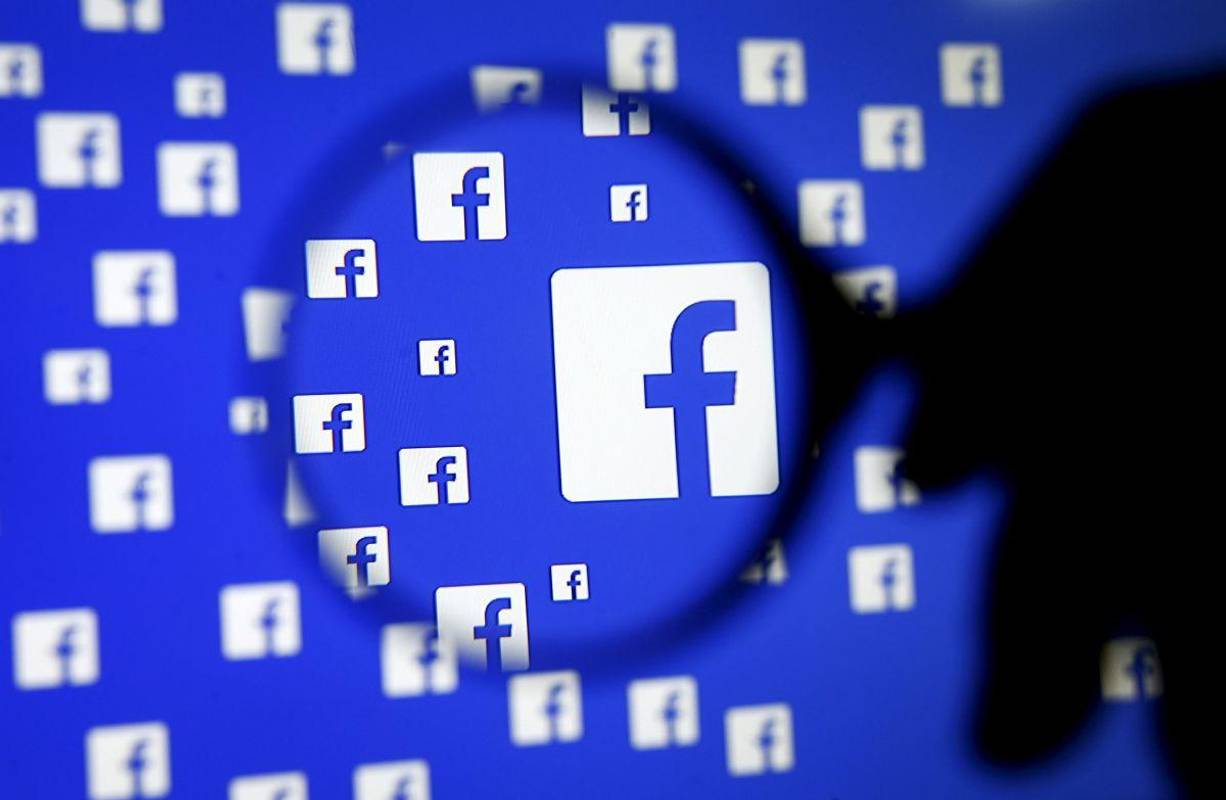 Через збір особистих даних компанія Facebook заблокувала у Росії десятки акаунтів
