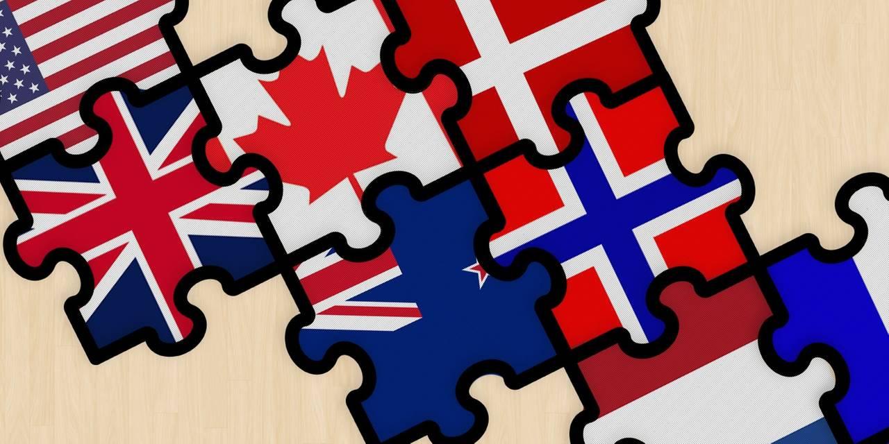 Сім країн створюють міжнародну розвідку,щоб протистояти Росії і Китаю