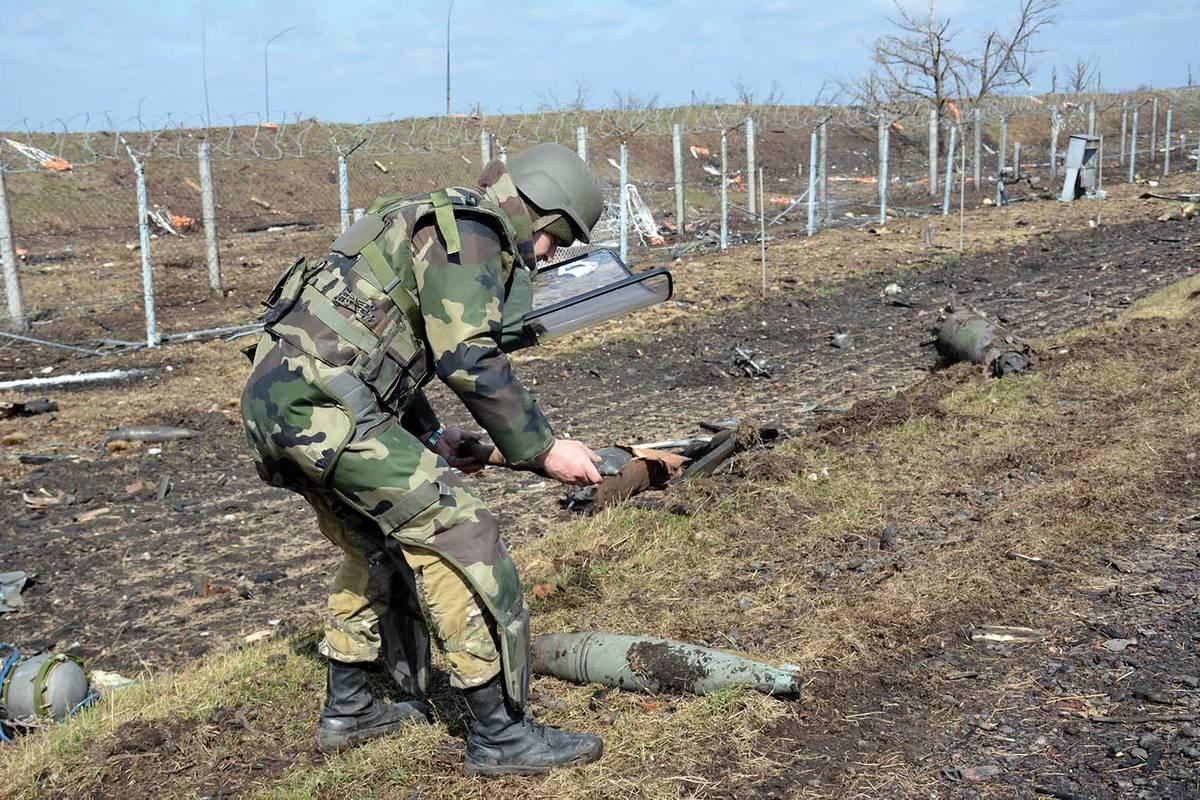 Близько 30% території України потребує розмінування, - Зубко